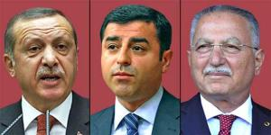 Presidential candidates turkey 2014